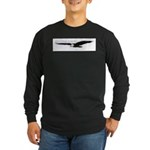 America Long Sleeve Dark T-Shirt