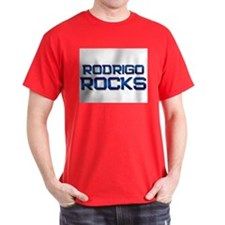 rodrigo rocks T-Shirt