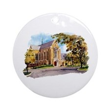Independent Presbyterian Church Ornament (Round)