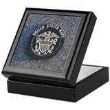 Unique Seamen Keepsake Box