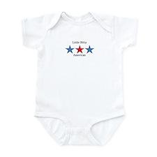 Little American Infant Bodysuit