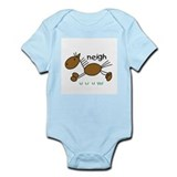 Horse baby clothes Bodysuits