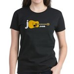 JGuitar.com Women's Dark 1-sided T-Shirt