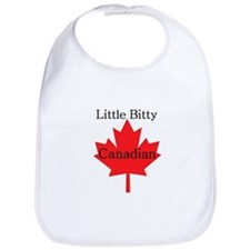 Bitty Canadian Bib