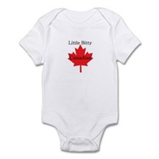 Bitty Canadian Infant Bodysuit
