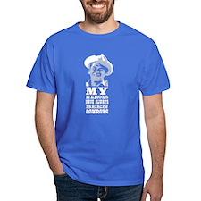 My heroes Dark T-Shirt