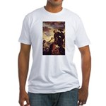 Tragedy of Hamlet Fitted T-Shirt