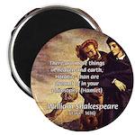 Tragedy of Hamlet Magnet