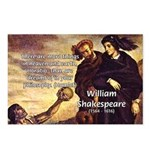 Tragedy of Hamlet Postcards (Package of 8)