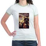 Tragedy of Hamlet Jr. Ringer T-Shirt