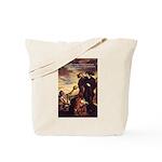 Tragedy of Hamlet Tote Bag
