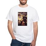 Tragedy of Hamlet White T-Shirt