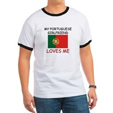 My Portuguese Girlfriend Loves Me T