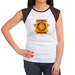 San Bernardino CP Women's Cap Sleeve T-Shirt