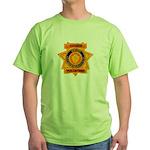 San Bernardino CP Green T-Shirt