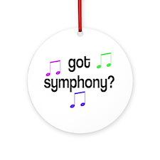 Got Symphony Ornament (Round)