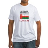 My Omani Girlfriend Loves Me Shirt