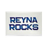 reyna rocks Rectangle Magnet