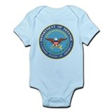 Dept. of Defense Infant Bodysuit