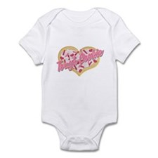 Tough Cookie - Girl Infant Bodysuit