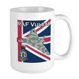 RAF Vulcan Coffee Mug