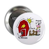 "On the Farm 2.25"" Button (100 pack)"