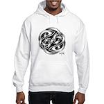 Celtic Yin Yang Hooded Sweatshirt