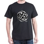 Celtic Yin Yang Dark T-Shirt