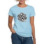 Celtic Yin Yang Women's Light T-Shirt