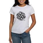 Celtic Yin Yang Women's T-Shirt