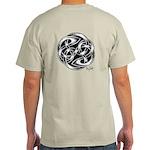 Celtic Yin Yang Light T-Shirt