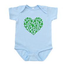 MY IRISH HEART Infant Bodysuit