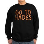Go To Hades Sweatshirt (dark)