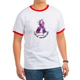 Flower Ribbon LUPUS T