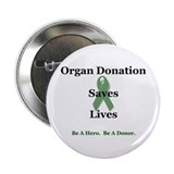 "Organ Donation 2.25"" Button (100 pack)"