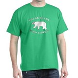 Polar Bears Who Cares? T-shirt