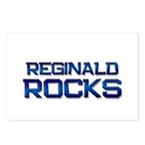 reginald rocks Postcards (Package of 8)