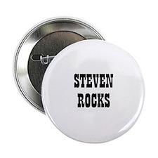 STEVEN ROCKS Button