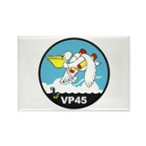 Cute Vp 45 Rectangle Magnet