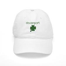 Davenport shamrock Baseball Cap
