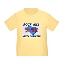 rock hill south carolina - been there, done that I