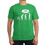 evolution2 T-Shirt - Availble Sizes:Small,Medium,Large,X-Large,2X-Large (+$3.00) - Availble Colors: Kelly Green,Black,Asphalt,Royal,Navy,Red,Heather Grey,Olive,Orange,Forest,Cranberry,Teal,Army,Eggplant