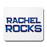 rachel rocks Mousepad