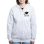 Classic 2019 Future Grad Women's Zip Hoodie