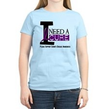 I Need A Cure CROHN'S T-Shirt