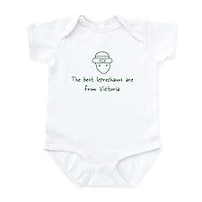 Victoria leprechauns Infant Bodysuit