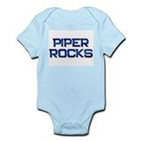 piper rocks Onesie