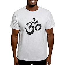 Sanskrit Aum (Om) T-Shirt