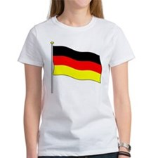 Germany Flagpole Tee