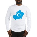 Uyghur Long Sleeve T-Shirt
